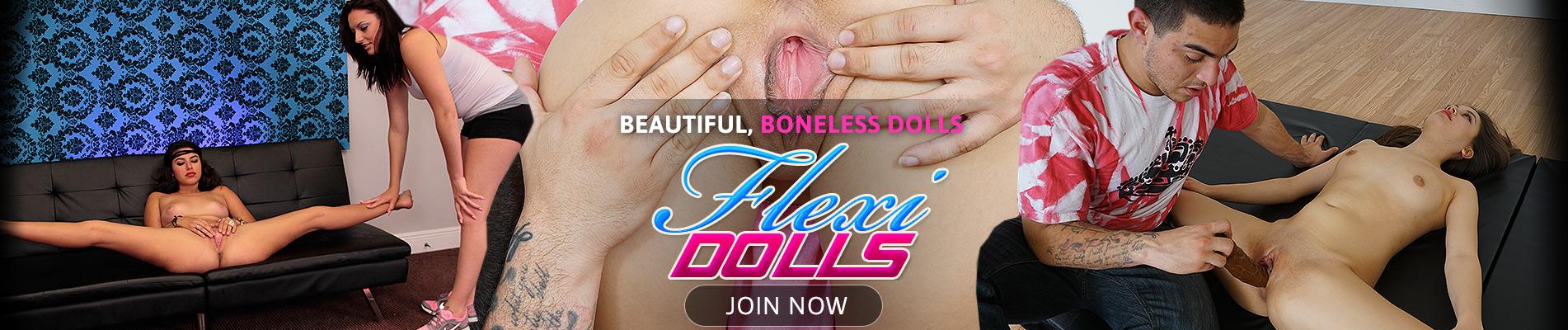 flexi dolls